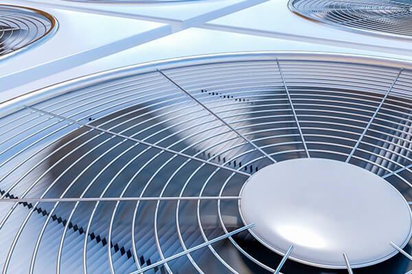 Frio y ventilación industrial en espacios
