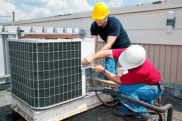 Mantenimiento de aires y calefacción