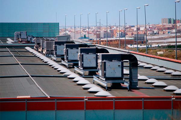 Servición de instalación de aires y calefacción en Sevilla