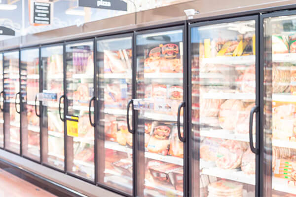 Instalación frigoríficos en Supermercados