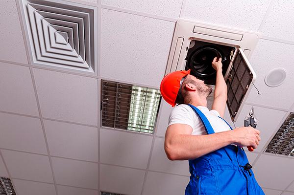 Reparación de aires y calefacción
