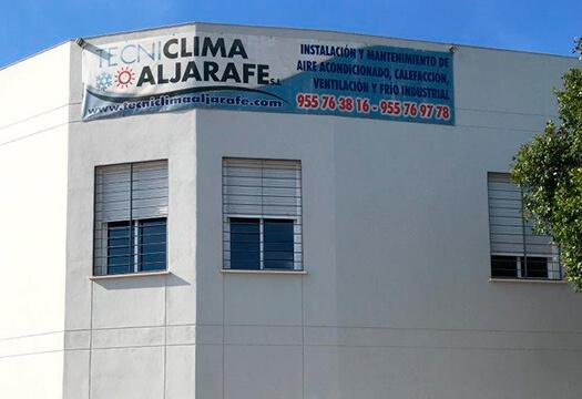 Empresa - Tecniclima Aljarafe